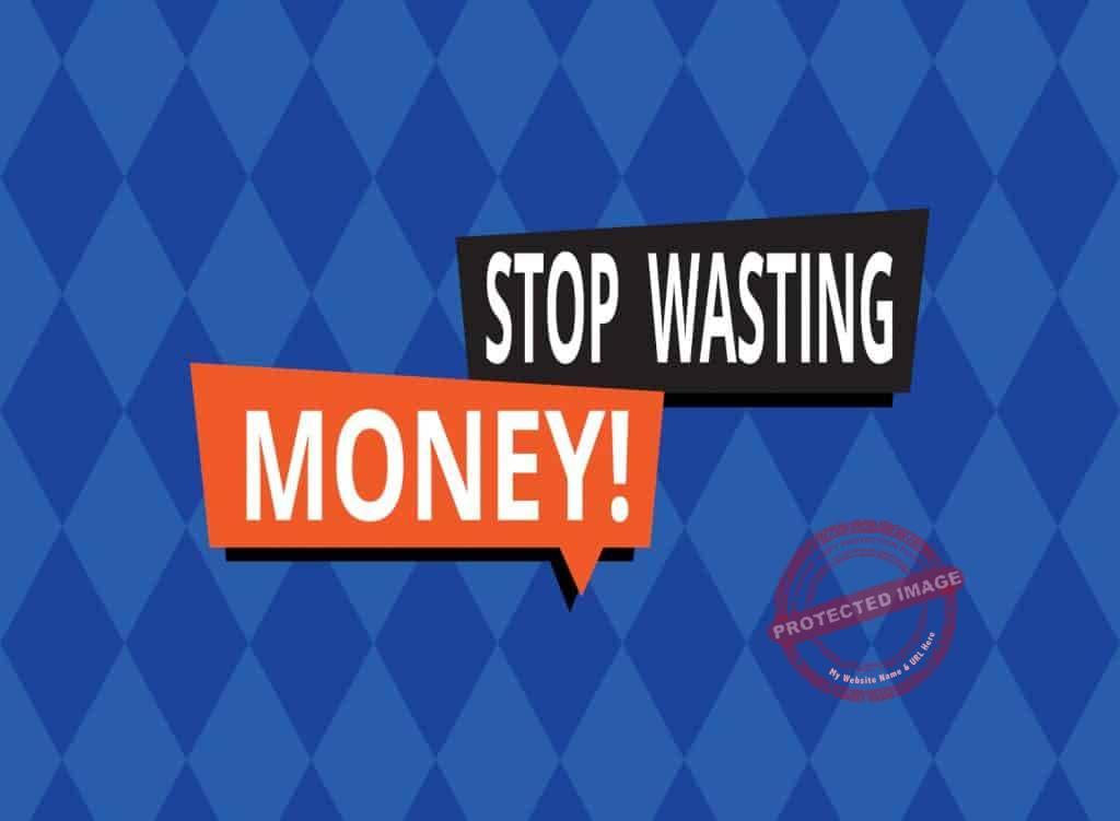 ways businesses waste money