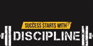 How to build discipline__