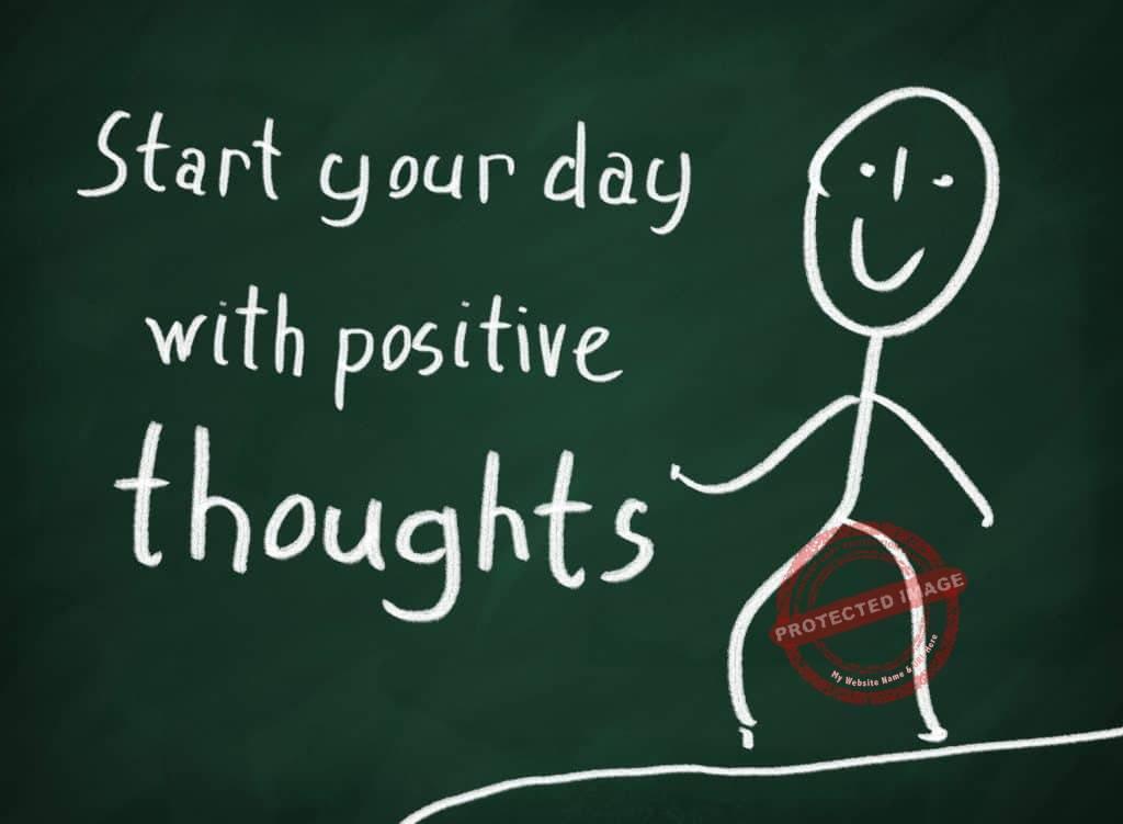 increasing positive thinking