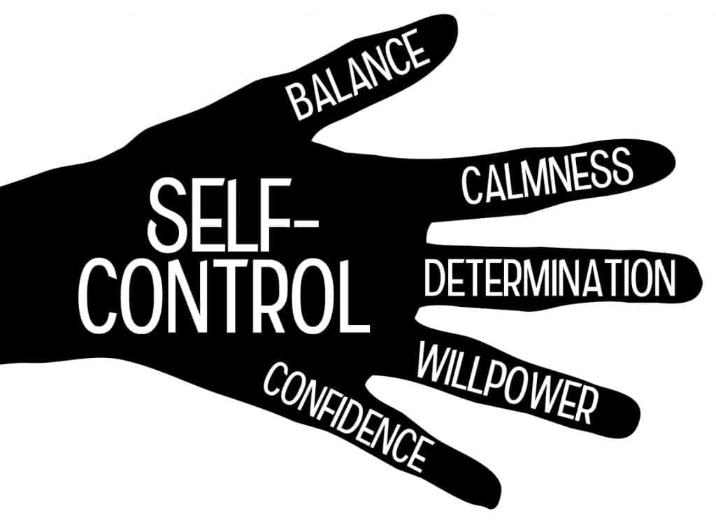 Strategies for developing self-control