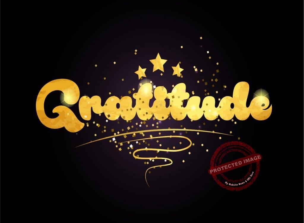 practicing gratitude exercises