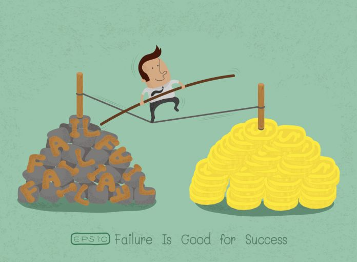 Ways to Overcome Failures in Your Life