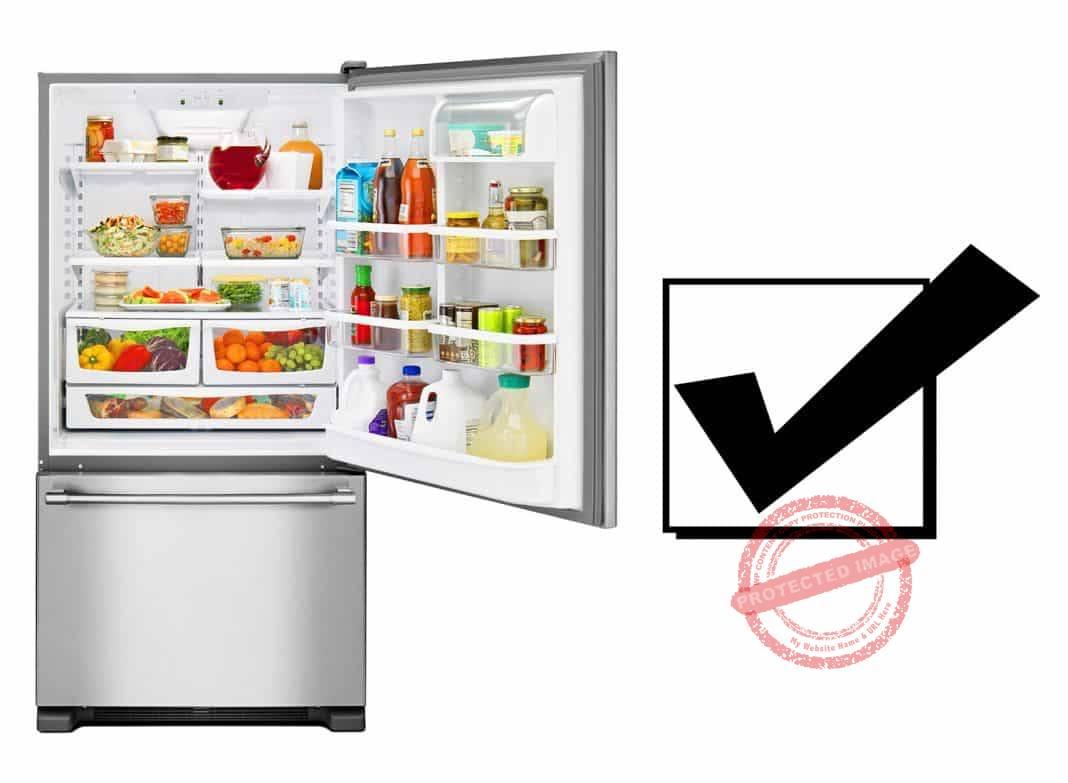 best 30 inch wide refrigerator