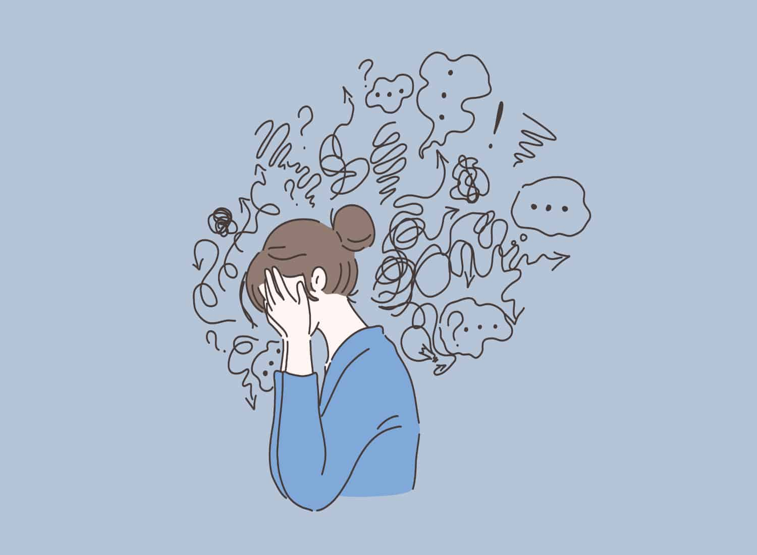 How To Overcome Overthinking - SmallBusinessify.com