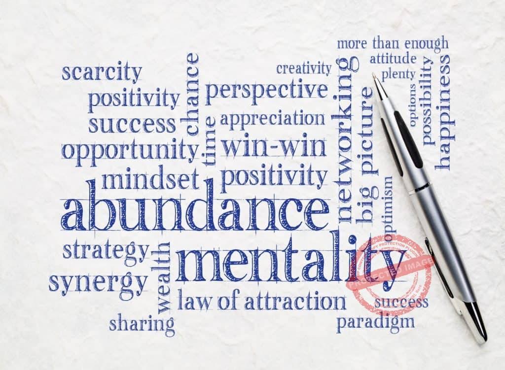 the abundance mindset pdf