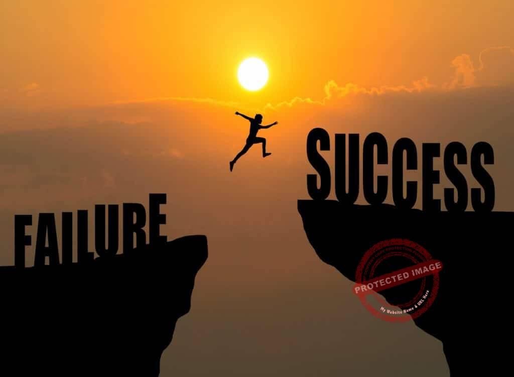 Powerful habits to overcome failure