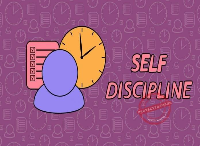 Powerful ways to matter self-discipline