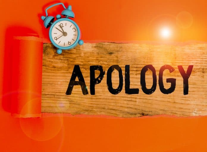 How To Apologize Without Saying Sorry In Business